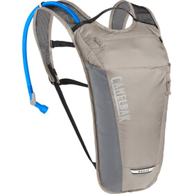 CamelBak Rogue Light Hydration Backpack 5l+2l, gris/Plateado